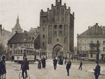 Architektoniczne pozostałości przedwojenne Olsztyna