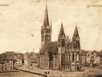 Olsztyńscy architekci miejscy pierwszej połowy XX wieku