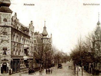 Olsztyn – miasto naszej młodości