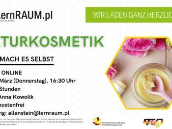 Kosmetyki naturalne z LernRaum.pl Nord