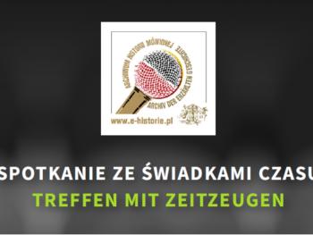 """Karta z historii Warmii i Mazur"""" od 1941 r. do współczesności"""